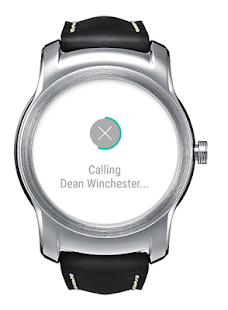 LG Call for Android Wear Screenshot