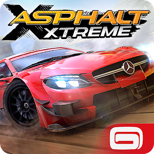 Join the world-renowned Asphalt series for a trip on the wild side! APK Icon