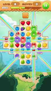 Juice Match - screenshot