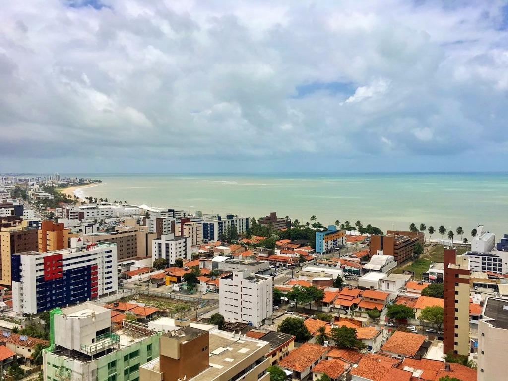 Cobertura residencial à venda, Manaíra, João Pessoa - CO0064.