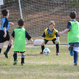by Tom DePuy - Sports & Fitness Soccer/Association football