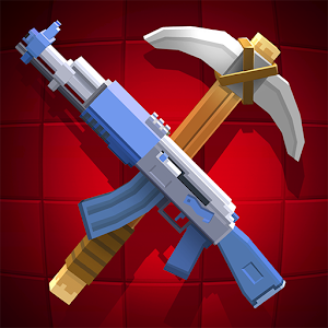 Craft Shooter Online: Guns of Pixel Shooting Games For PC (Windows & MAC)