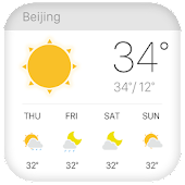 Download The Weather Widget Forecast APK on PC