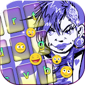 Sketch Keyboard with Emoticons APK for Bluestacks