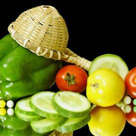 colour bright by SANGEETA MENA  - Food & Drink Ingredients
