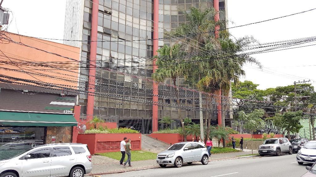Conjunto Comercial para Locação - Chácara Santo Antônio