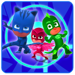 The Super Of PJ Hero Masks Games Icon
