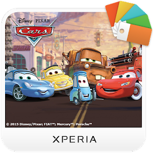 XPERIA™ Cars Family Bundle