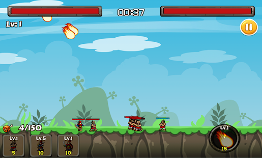 Battle Rush - screenshot