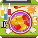 Sweet gummy candy APK Image