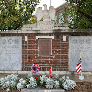 Montclair World War II Memorial