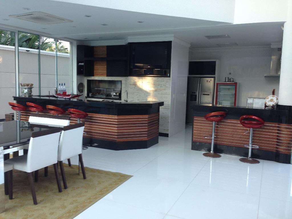 AMG Riviera - Casa 5 Dorm, Riviera de São Lourenço - Foto 6