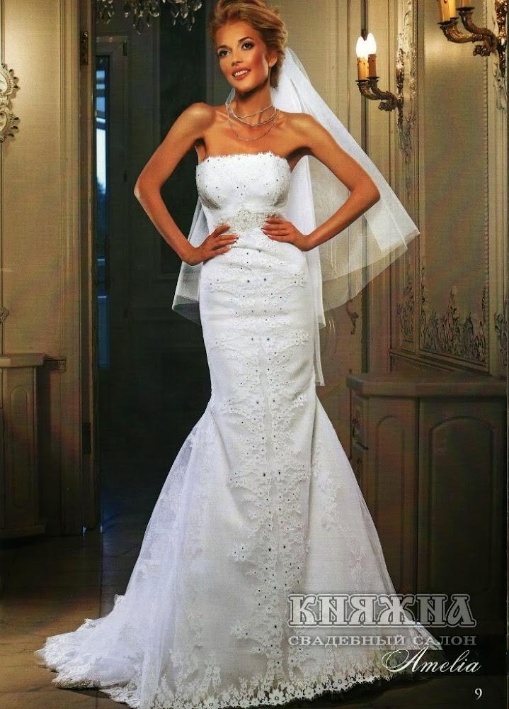 Платья свадебные украина