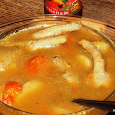 Chicken Foot Soup