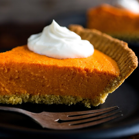 Roasted Sweet Potato Pie or Flan