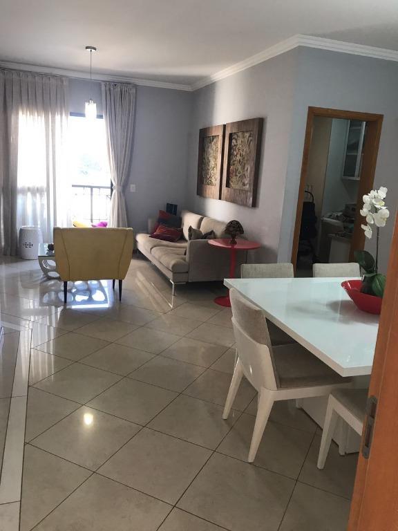 Apartamento residencial para venda e locação, Vila Betânia,