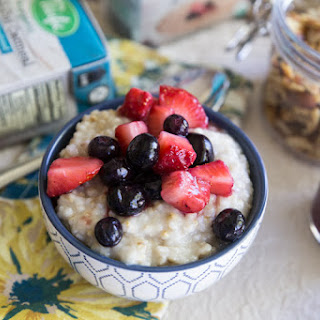 Nuts About Berries Oatmeal