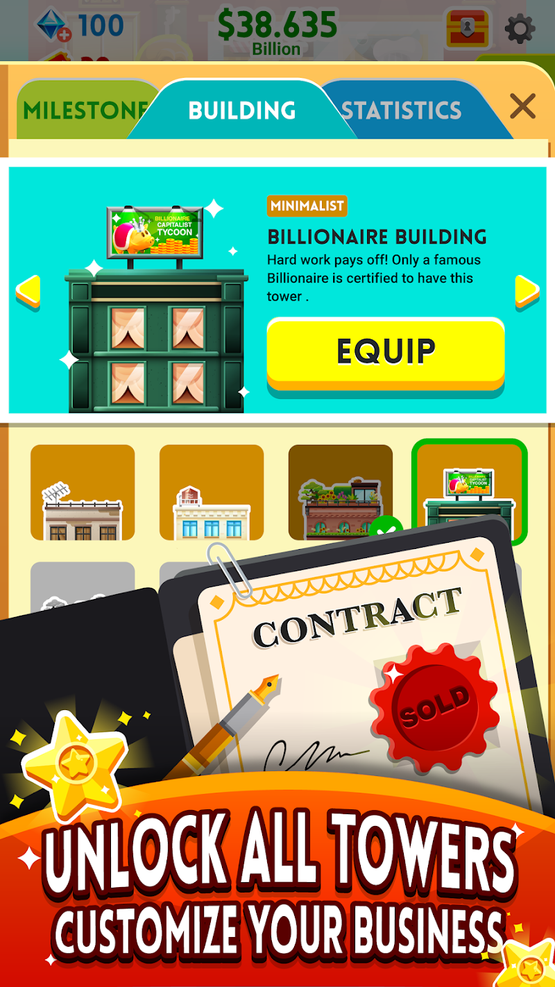 Cash, Inc. Money Clicker Game & Business Adventure Screenshot 15