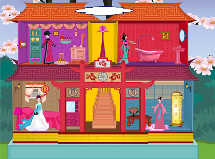 Chinese Dollhouse Decoration Apk 2 1 Free Casual Games For Android