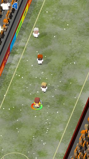 Blocky Soccer screenshot 6