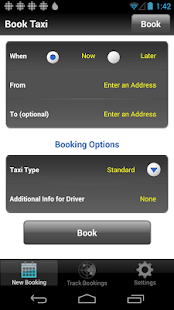 United Taxi Services - screenshot