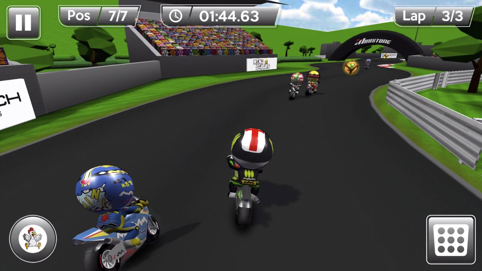 MiniBikers Screenshot 4