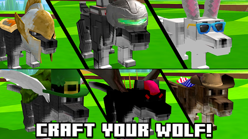 Wolf Craft - screenshot