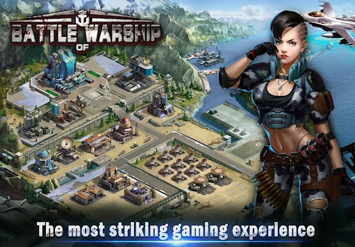 Battle Of Warship: Battleship Naval Warfare APK screenshot thumbnail 3