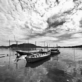 Boats by Sharulfizam Adam - Transportation Boats