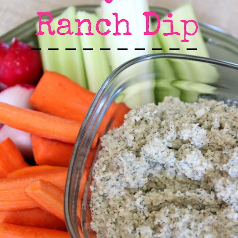 Dairy Free Ranch Dip