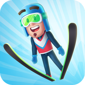 Ski Jump Challenge For PC / Windows 7/8/10 / Mac – Free Download