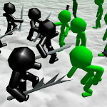 Stickman Simulator: Zombie Battle Icon