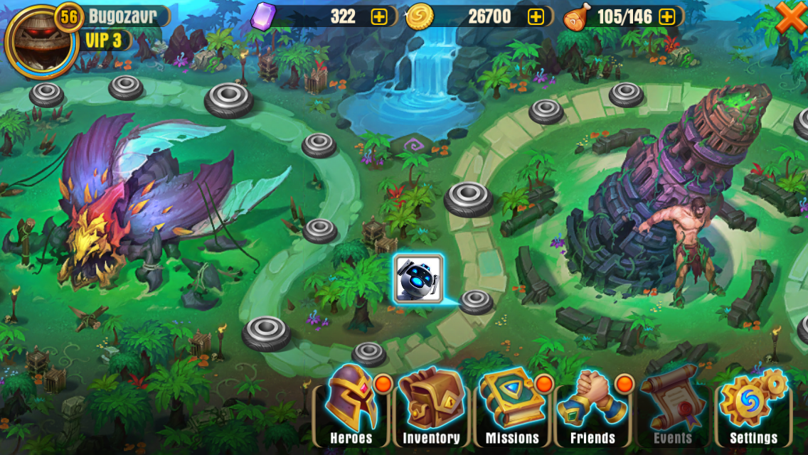 Juggernaut Wars – Arena Heroes Screenshot 12