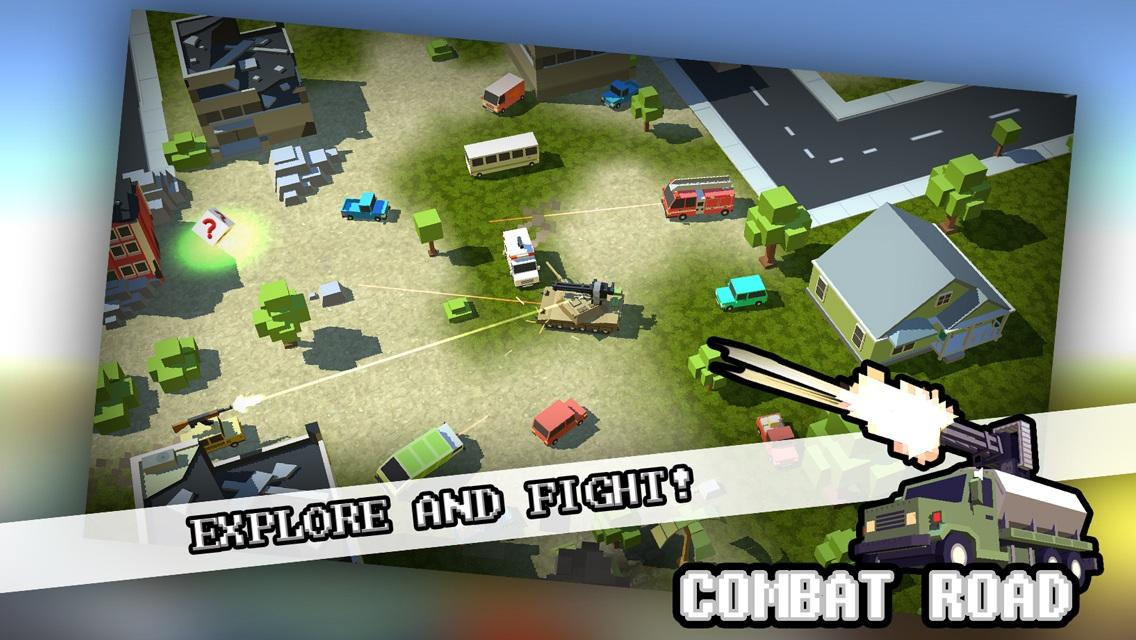 Combat Road Screenshot 0