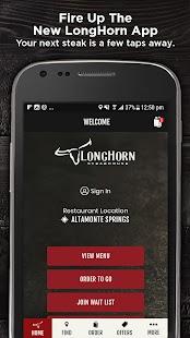 LongHorn Steakhouse® for pc
