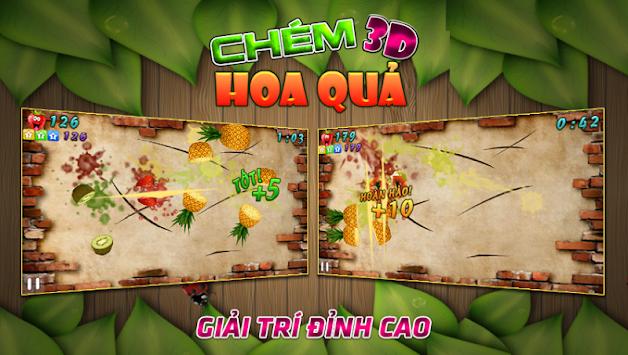 chem hoa qua 3d apk screenshot