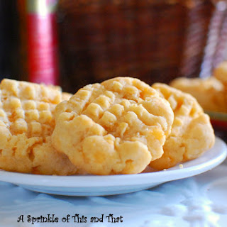 Cheese Crispies Recipes