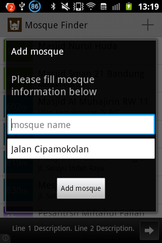 Mosque Finder screenshot 3