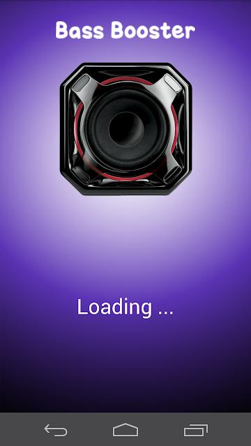 Subwoofer Bass Booster screenshots