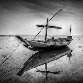 by Rudy Harijanto - Black & White Landscapes