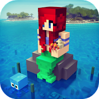 Mermaid Craft: Ocean Princess. Sea Adventure Games on PC / Windows 7.8.10 & MAC