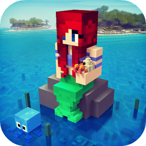 Mermaid Craft: Ocean Princess. Sea Adventure Games Online PC (Windows / MAC)