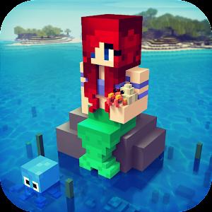 Mermaid Craft: Ocean Princess. Sea Adventure Games