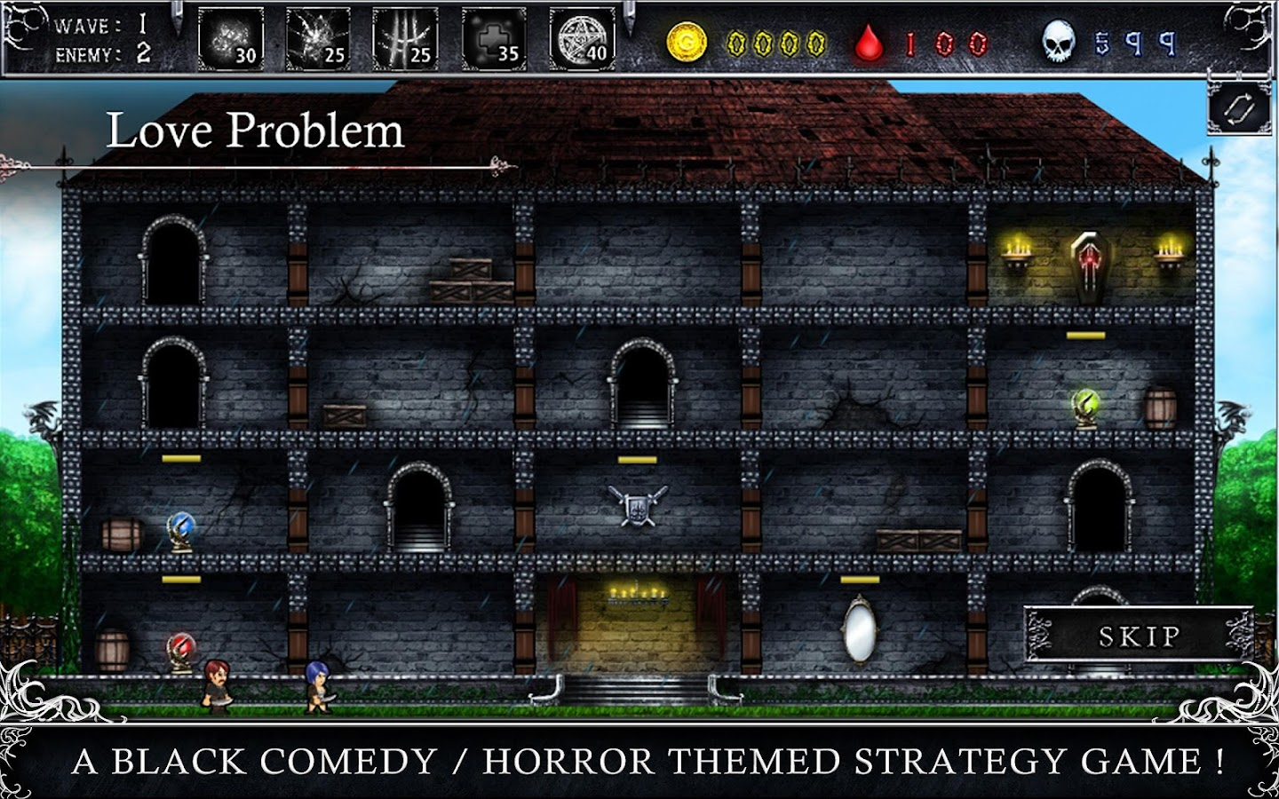 Sybil: Castle of Death Screenshot 11