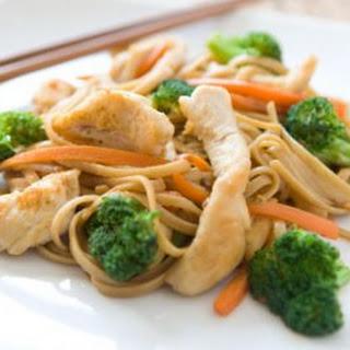 Chicken Linguine Stir Fry Recipes