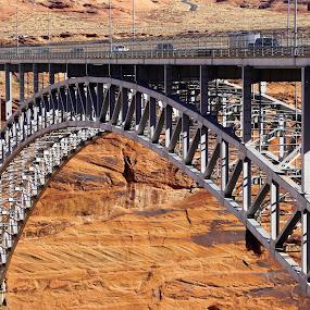 by Kathy Kehl - Buildings & Architecture Bridges & Suspended Structures