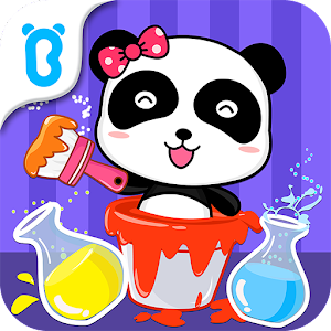 Baby Panda's Color Mixing Studio For PC (Windows & MAC)