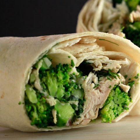 Dr. Travis Stork's Broccoli and Turkey Salad