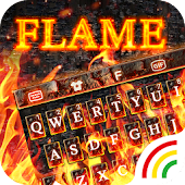 App Flame Keyboard Theme 1.0.0 APK for iPhone
