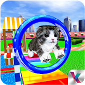 Free Download Cute Cat Simulator: Stunts APK for Samsung